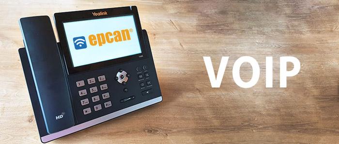 epcan VoIP Telefonanlage