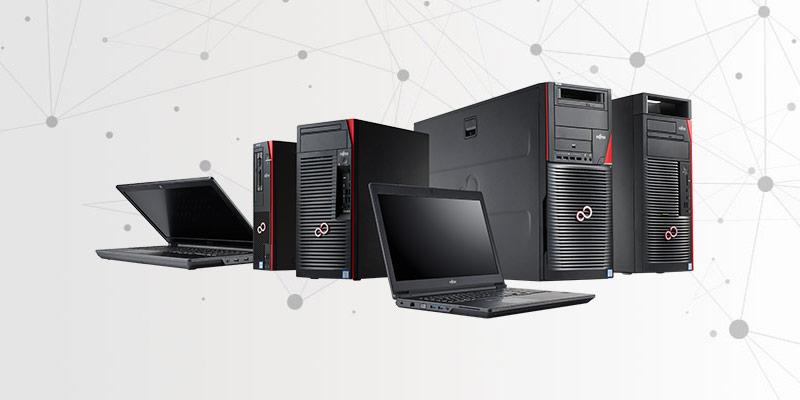 epcan Hardware Service, Server und Client