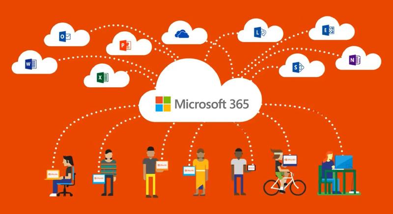 Microsoft 365 epcan zertifizierter Microsoft-Partner Produkte für Businesskunden Office-Anwendung